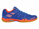 Babolat Shadow Team Men's Indoor Court Shoe Blue/Orange for Badminton / Squash