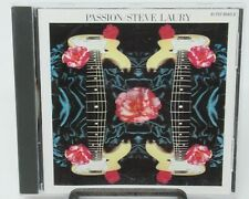 STEVE LAURY: PASSION MUSIC CD, 9 GREAT JAZZ TRACKS, DENON / A&M RECORDS, GUC