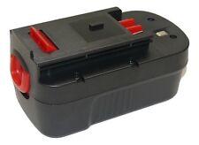 18V 3.0AH NIMH Battery for Black & Decker HPB18-OPE Firestorm FS18BX FS180BX