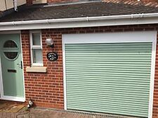 electric roller Garage Door Insulated Uk Wide Fit Service Available Chartwell