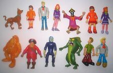 Mixed Bundled Lot SCOOBY DOO Figures Friends & Foes