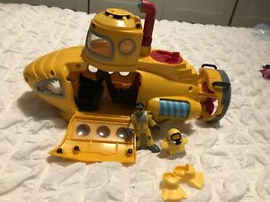 Imaginext Submarine With Figure