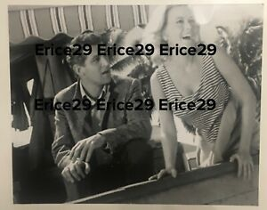 RARE 1964 Gilligans Island Pilot Photograph of John Gabriel & Nancy McCarthy