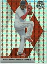 2021 Panini Mosaic Boston Red Sox Eduardo Rodriguez Mosaic Prizm card