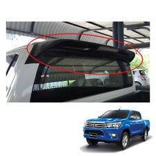Rear Roof Spoiler Trim + Break Light for Toyota Hilux Revo SR5 M70 UTE 15 16 17