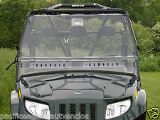 SUMMER CAB Enclosure + CLEAR Lexan Windshield ~Arctic Cat PROWLER ~ NEW ~ UTV