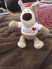 NWT Boofle American Greetings BOOFLE Pl 9'' RARE T-shirt A Big Squishy Hug UK T