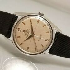 UNIVERSAL POLEROUTER JET MEN'S THIN 28J MICROTER AUTOMATIC STAINLESS 1960s