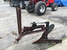 3 Point Hitch Cultivator/plow Heavy Duty