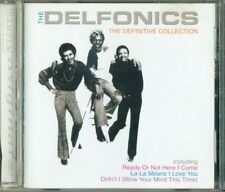 The Delfonics - Definitive Collection Cd Perfetto