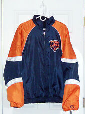 G-III Chicago Bears Reversible Full Zip Jacket M