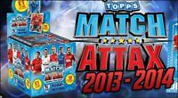 Match Attax 2013/2014 13/14: Star Player Cards - FREE UK POSTAGE