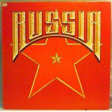 RUSSIA alias FORCE 10 - S/T LP MINT