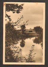 FORT-MAHON (80) MEULE de FOIN en BORDS DE L'AUTHIE en 1937