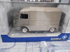 CITROEN HY Lieferwagen Van Bus silber silver 1969 Transporter Solido 1:18