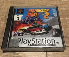 Destruction Derby 2 - PAL - Playstation PS1