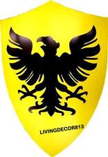 New Medieval Crusader Deutschland German Eagle Shield Armor