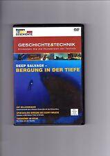 Discovery Geschichte & Technik: Deep Salvage-Bergung In Der Tiefe / DVD #12279
