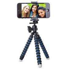 iBOLT Tripod miniPro: Flexible 3-in-1 tripod for Smartphones , Cameras , and Go