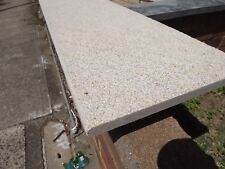 Step full bull nose Gold stone pool capping / or step 1000x350x30mm $70