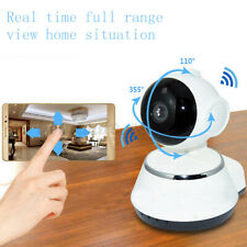 1080P Wifi Wireless Pan Tilt Security Network Cctv Ip Camera Night Vision New