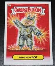 Garbage Pail Kids 2013 BNS 2  Bonus Card  #B14b Shocked Sol