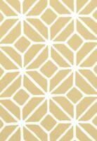 Schumacher OUTDOOR Fabric by Trina Turk- Trellis Print / Dune 6.25 yd 174231