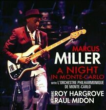 Marcus Miller, A Night in Monte Carlo, Very Good, Audio CD