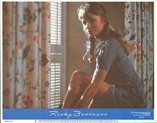 RISKY BUSINESS original 1983 lobby card REBECCA DE MORNAY 11x14 movie poster