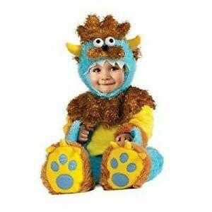 Blue Monster Costume Baby Infant 12-18 mos. Noahs Ark Toddler Complete Halloween