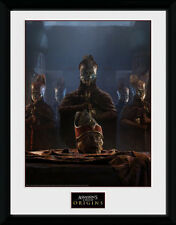 Assassins Creed Origins Order of the Ancients - Mounted & Framed Print
