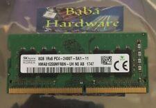 SK HYNIX 8GB DDR4 RAM 1Rx8 PC4-2400T LAPTOP SODIMM MEMORY   HMA81GS6MFR8N
