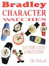 Roy Ehrhardt Estate CD PDF IN FULL COLOR Bradley Character Watches & Clocks
