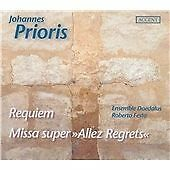Prioris: Requiem; Missa super 'Allez Regrets' /Ensemble Daedalus · Festa, Robert