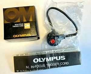 Olympus M. In-Focus Trigger Cord - Boxed and Instructions - MINT