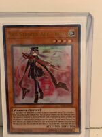 YUGIOH SKY STRIKER ACE - ROZE 1ST EDITION ULTRA RARE + 3 Other super Rares Lot