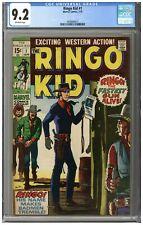 Ringo Kid #1 CGC 9.2