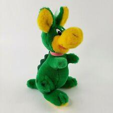"VTG Flintstones HOPPY The Hopparoo 10"" Plush 1996 Hanna Barbara Stuffed Animal"