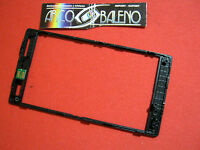 FRAME COVER CORNICE ALLOGGIO LCD per NOKIA LUMIA 520 DISPLAY LCD TOUCH SCREEN