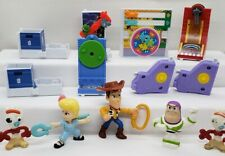 McDonalds Happy Meal Toy Story 4 2019 - Bo Peep, Woody, Buzz Lightyear, Forky