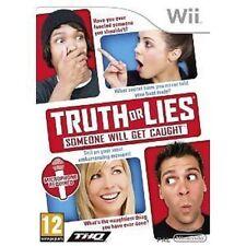 Nintendo Wii Partyspiel Gioco Stimmt´s Diritto ? Nuovo