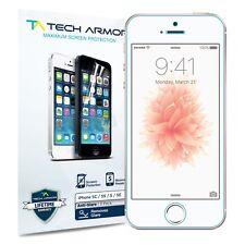 Tech Armor AntiGlare Matte Screen Protector [3-Pack] for Apple iPhone 5/5c/5s/SE