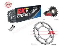 Yamaha FZS600 Fazer EK Japanese X-Ring Chain and JT RB Sprocket Kit Set