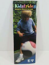 NIKKEN Kidstrides EQL-FIR Magnetic Insoles Sz 9 Child to Sz 2 Youth-Model #2010