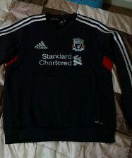Liverpool  sweatshirt size 13 - 14 years adidas