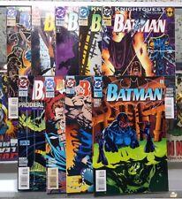 BATMAN #504 KNIGHTQUEST CRUSADE NEAR MINT 1993 UNREAD COPY #R-717