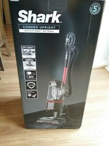 Shark Lift-Away 1.1L Corded Upright Vacuum Cleaner with TruePet - Red (NV602UKT)