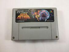 Super Metroid; Nintendo Super Famicom; Japan import