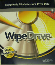 Wipedrive 3.0: Eliminates All Hard Drive Data, DOD Security Standards, New
