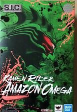 Premium Bandai SIC Chogokin Masked Kamen Rider Amazon Omega Ω  S.I.C. EXCLUSIVE